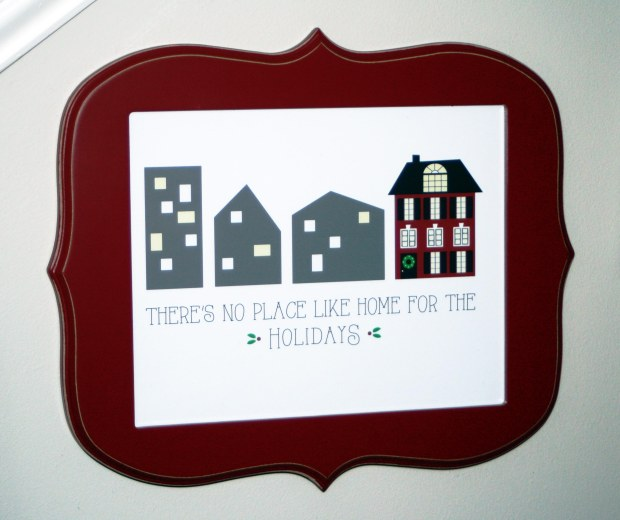 holidayhousewall