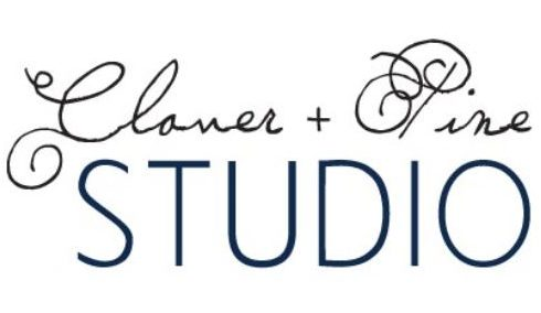 Clover & Pine Studio logo